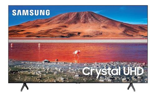 Smart Tv Samsung 65 Pulgadas Serie 7 4k Uhd Un65tu700dfxza