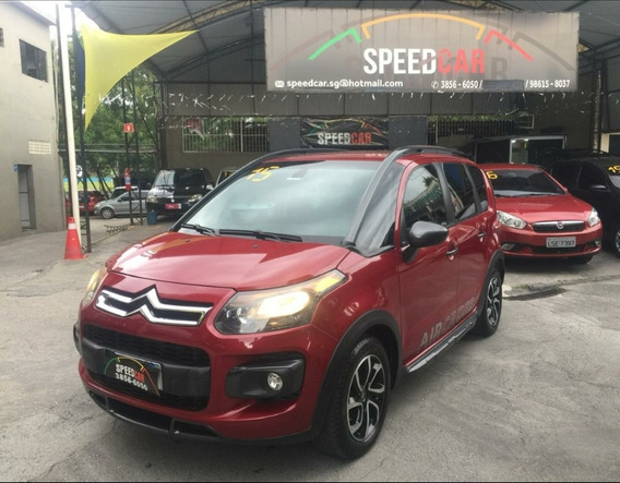Citroën Aircross 1.6 16v Exclusive Flex 5p 2015