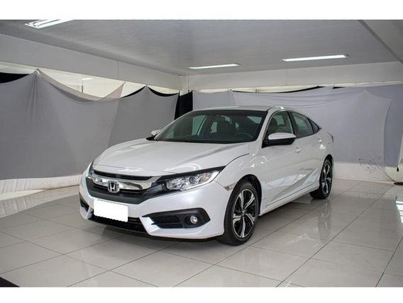 Honda Civic 2.0 Sport Branco 16v Flexzone 4p Manual 2017