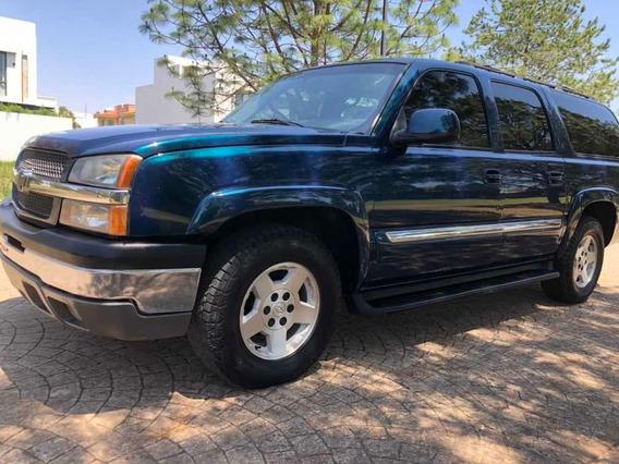 Chevrolet Suburban G Piel Aa Dvd Qc At 2005