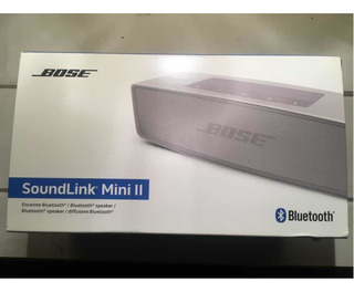 Parlante Portatil Bose Soundlink Mini Ii Bluetooth