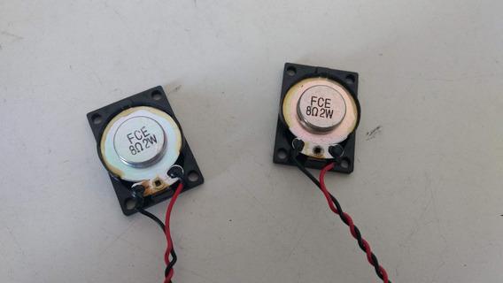 Alto Falantes Monitor Positivo Smile Light 563 Original