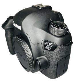 Câmera Canon 6d ( Corpo ) Semi Nova Perfeito Estado