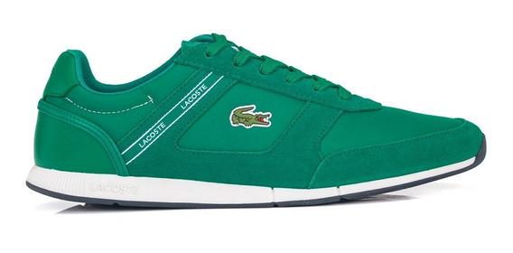 Tênis Lacoste Menerva Sport 318 1 Cam Verde