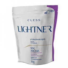 Lightner Pó Descolorante S/ Amônia 300g