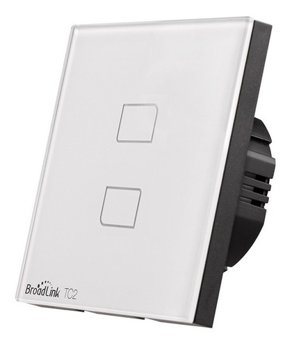 Broadlink Tc2-2 (eu) Interruptor Táctil Inteligente De Luz