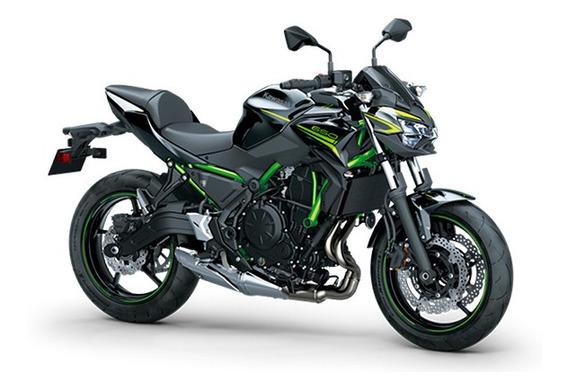 Kawasaki Z650 Abs No Yamaha 07 Mt