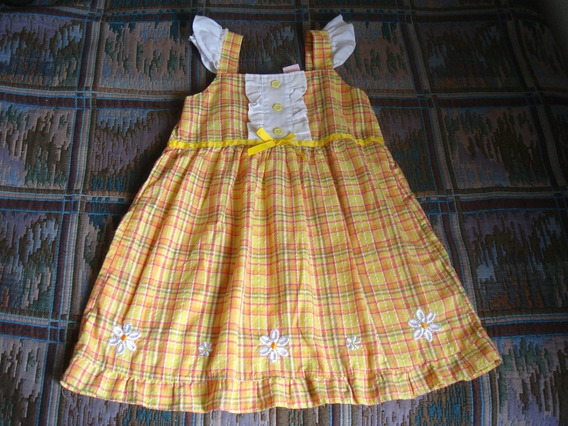 Linda Ropa Para Niñas # 4561 (5-6 Años)