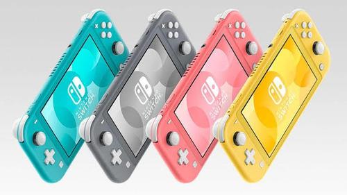 Imagen 1 de 2 de Nintendo Switch Lite