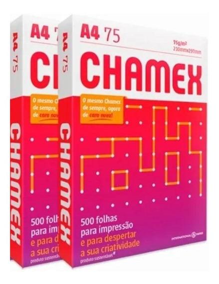 Papel Oficio Chamex A4 500 Folhas