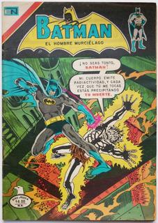 Batman # 939 El Detective Marciano 1978 Aguila Tlacua03