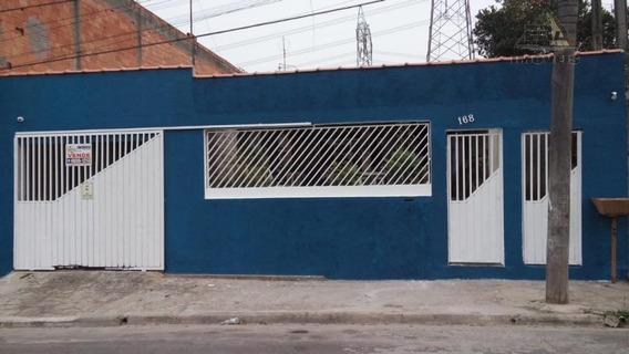 Casa Residencial À Venda, Parque Rodrigo Barreto, Arujá - Ca0480. - Ca0480