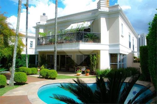 Casa Em Condomínio De Alto Padrão - 3-im355070