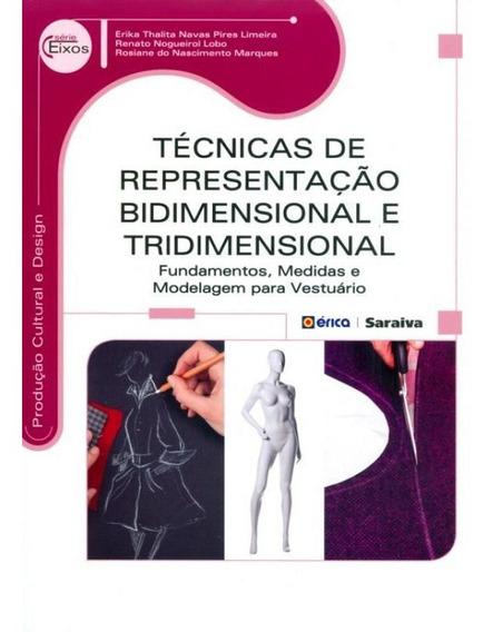 Tecnicas De Representacao Bidimensional E Tridimensional - E
