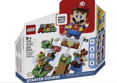 Imagen 1 de 6 de Lego Super Mario Adventures With Mario Entrega Inmediata !!
