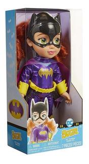 Dc Super Hero Girls Muñeca Batichica Toddler 38cm