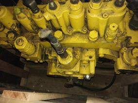 Valvula De Control Hidraulico Principal