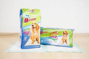 90 Tapete Higiênico Para Cães Cachorros Grande + Brinde
