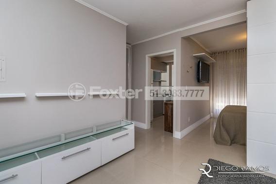 Apartamento, 1 Dormitórios, 36.68 M², Petrópolis - 196398