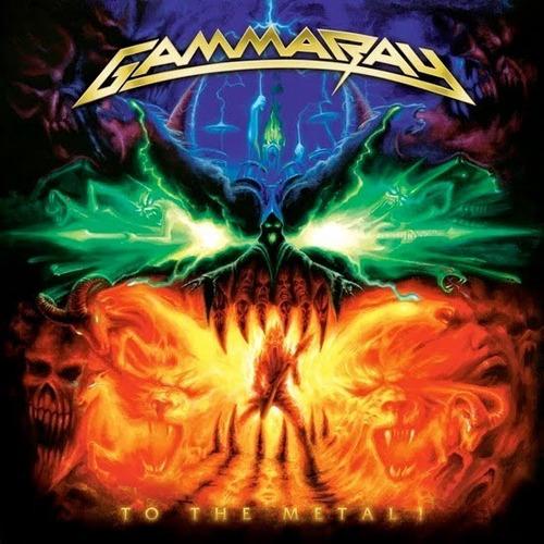 Imagen 1 de 2 de Gamma Ray - To The Metal  - Cd