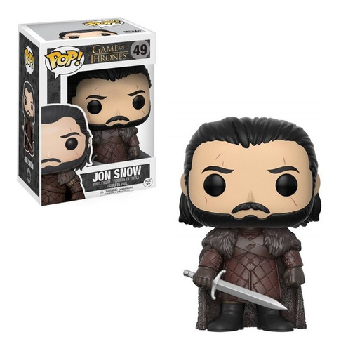 Funko Pop! Game Of Thrones: Jon Snow #49