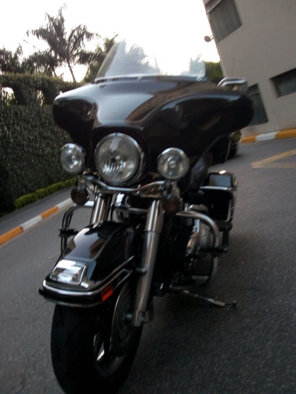 Harley Davidson Electra Glide Classic 2007