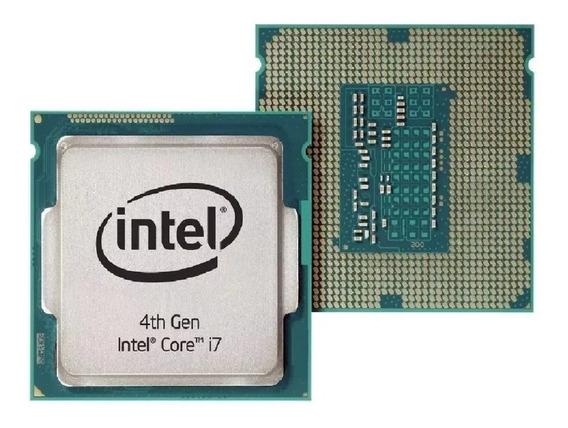 Processador Intel I7 4770 3.9ghz Lga 1150 4 Ger Cooler Pasta