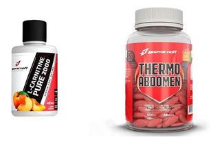 Thermo Abdomen + L-carnitina 2000