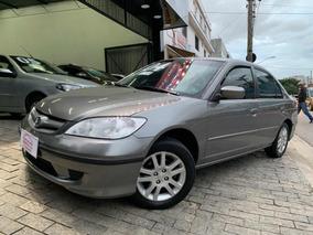 Honda Civic 1.7 Lxl Aut. 4p 2004