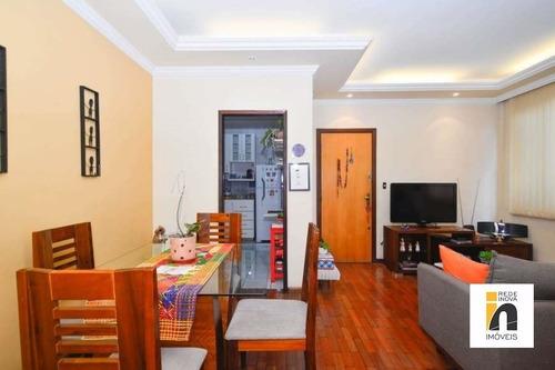 Apartamento Com 3 Quartos Para Comprar No Ipiranga Em Belo Horizonte/mg - Dl2151