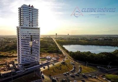 Sala Comercial Para Locação, Centro Político Administrativo, Cuiabá. - Sa0056