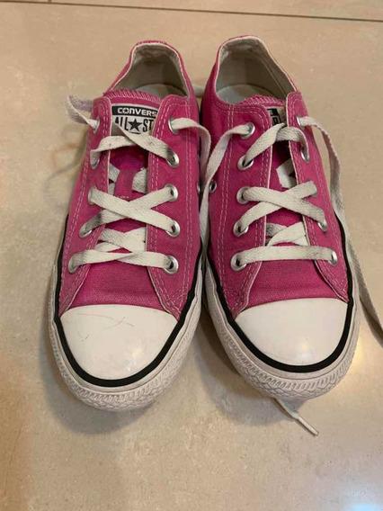 Zapatillas Converse Color Fuxia Ropa y Accesorios de Mujer