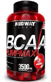Bcaa Pumpmax Midway 120caps