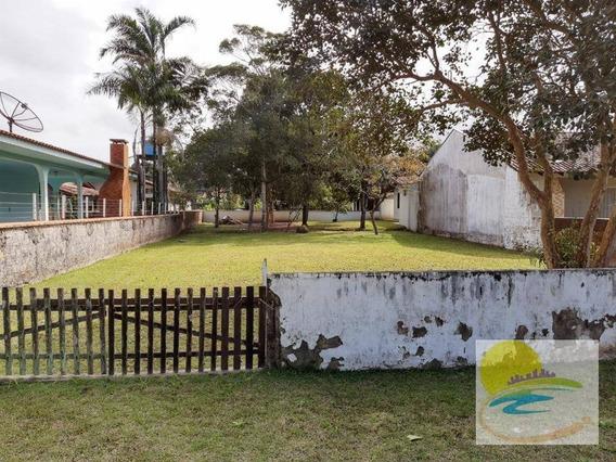 Terreno Pronto Para Construir Barra Do Saí Itapoá /sc - Te0659