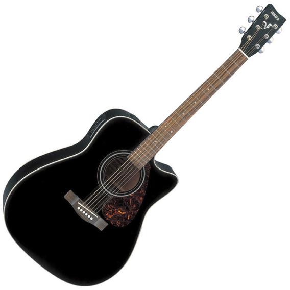 Guitarra Electroacustica Yamaha Fx370 Bl / Dist Oficial Yamaha