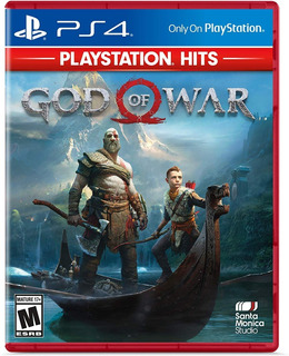 God Of War Iv Ps4 Nuevo Fisico Sellado Playstation Hits