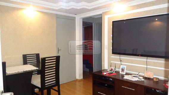 Apartamento Com 2 Dorms, Santa Terezinha, São Bernardo Do Campo - R$ 212 Mil, Cod: 46 - V46