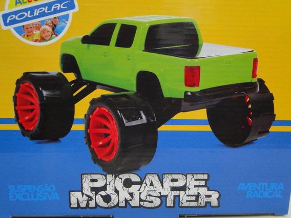 Monster Truck Big Foot Amarok Suspensão Independente 35cm