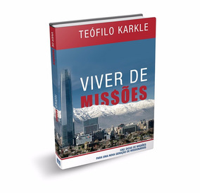 Livro Viver De Missões