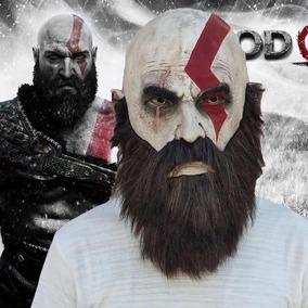 Mascara Kratos Cosplay