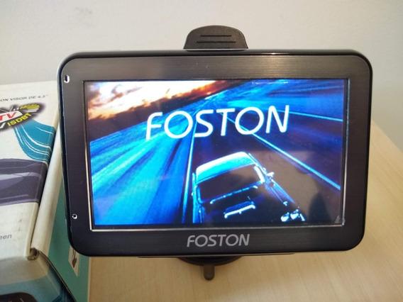 Gps Foston Fs-460 Dt C/ Tv Digital
