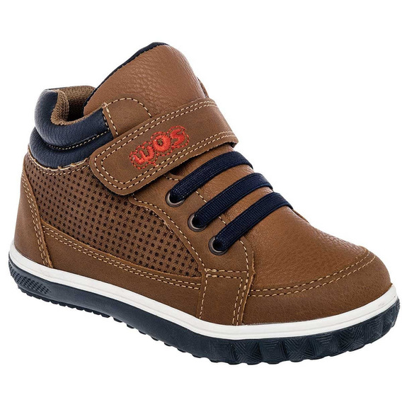 Botines Casuales Marca Wos 7115-4 Dog