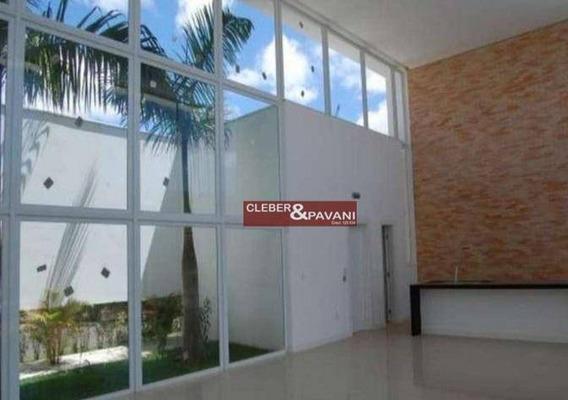 Casa Venda E Locação, Permuta No Máximo Até 50% - Lago Azul Condomínio E Golfe Clube, Araçoiaba Da Serra. - Ca0149