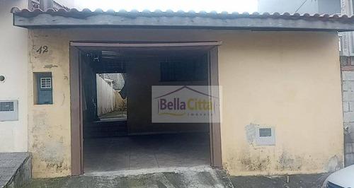 Casa Com 3 Dormitórios À Venda, 78 M² Por R$ 290.000,00 - Vila Nova Cintra - Mogi Das Cruzes/sp - Ca0713