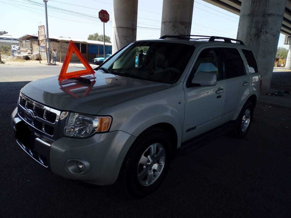Ford Escape 2008 3.0 Xlt Piel Limited At