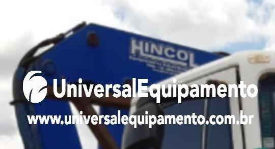 Munck Hincol Modelo 45.000 Ano 2013