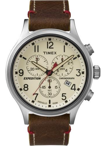 Relógio Masculino Timex Expedition Cronógrafo Tw4b04300