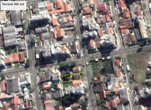 Imagem 1 de 2 de Terreno 300 M² São José Dos Pinhais - Te0229