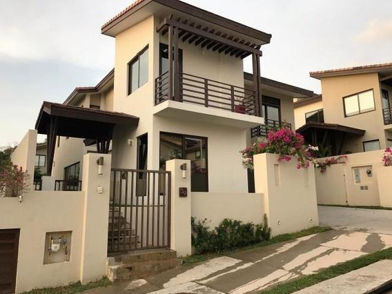 Se Alquila Casa En Panama Pacifico Cl195184