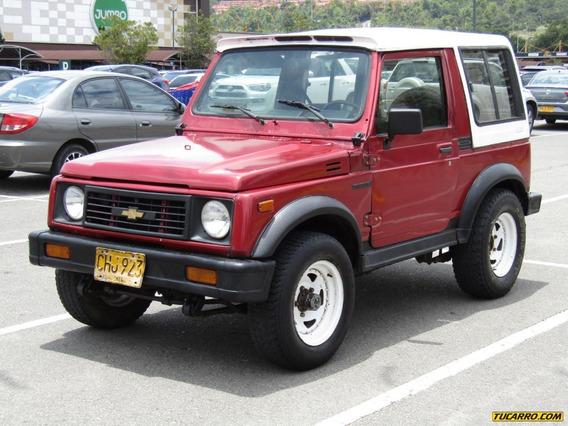 Chevrolet Samurai Mt 1300cc 4x4
